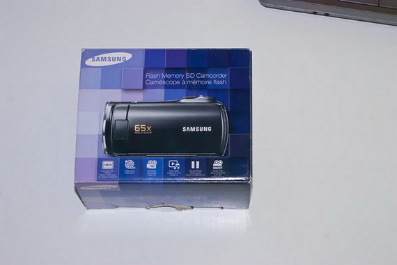 Camera video HD Samsung 4