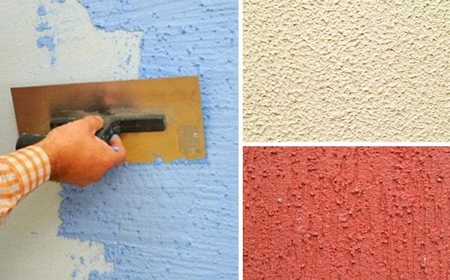 Culori De Tencuiala Decorativa.Ce Tencuială Decorativă Să Aleg