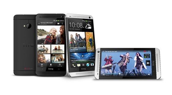 HTC One_B&W