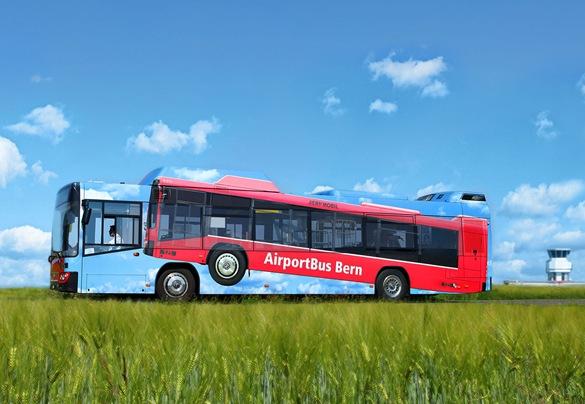 BernmobilAirportBus