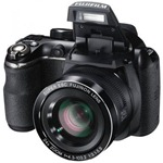 Aparat foto digital Fujifilm FinePix S4200, 14MP, Black