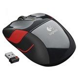 Mouse Logitech M525, Black