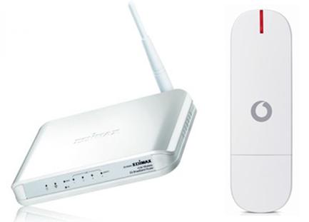 router- -stick-vodafone