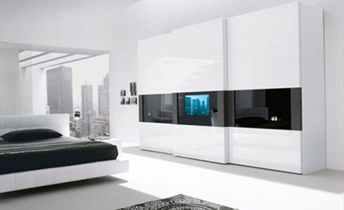 modern-wardrobe-with-tv-stand