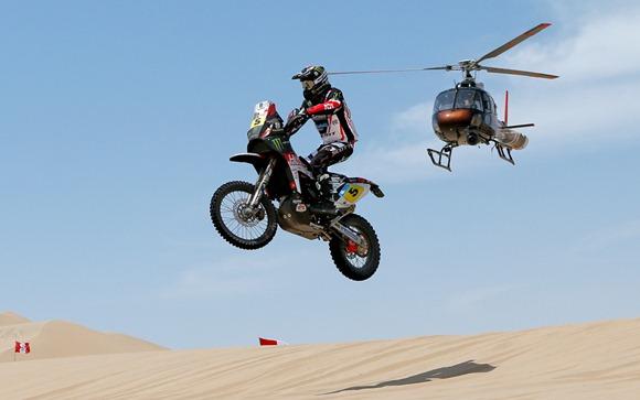 Peru Rally Dakar