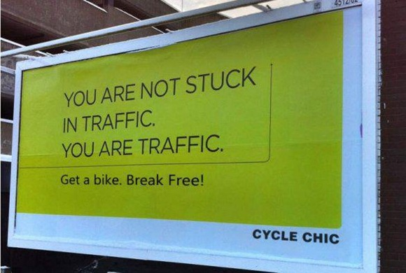 you are trafic